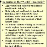 ashley treatment